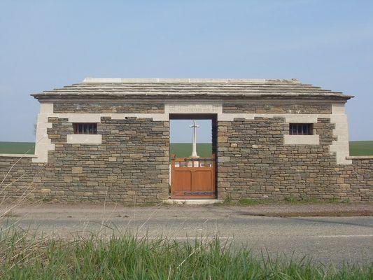 Cimetière du Prospect Hill < Guerre 14-18 < WWI < Gouy < Aisne < Picardie < France