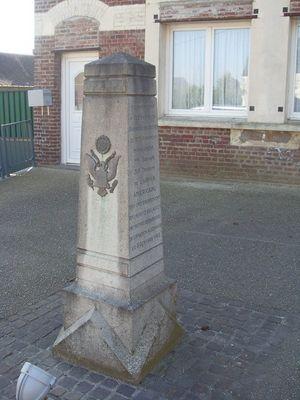 Monument américain de Prémont < Guerre 14-18 < WWI < Prémont < Aisne < Picardie < France