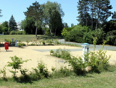 Camping Municipal emplacements < Saint Quentin < Aisne < Picardie