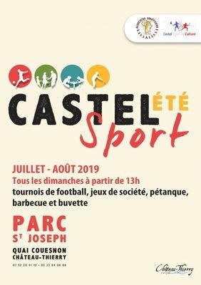 Castel Sport été 07-08.2019