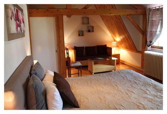 Hôtel le Belle Vue à Coucy le Château