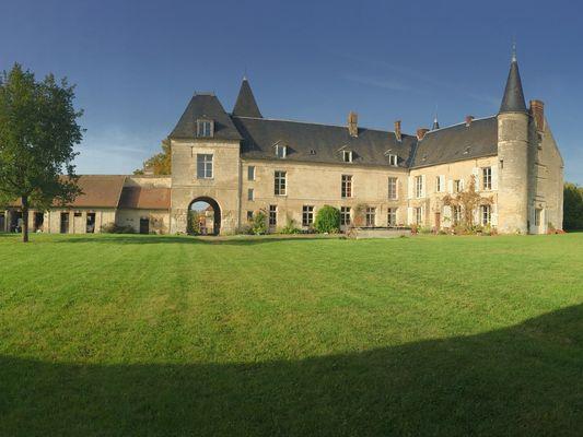 Chambres d'hôtes Le vieux château de Coyolles (9)
