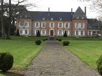Chambres d'hôtes Les Jardins du Château_facade < Puisieux-et-Clanlieu < Aisne < Picardie