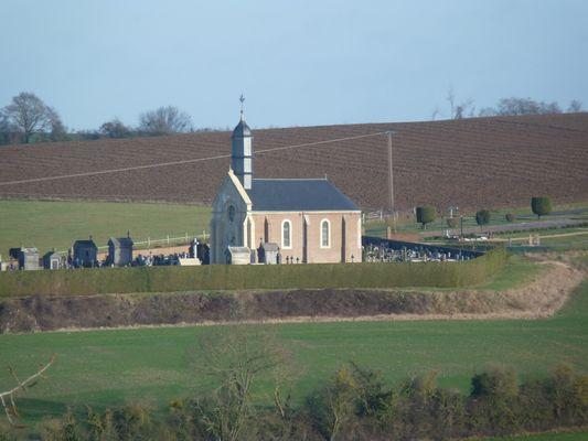 Chapelle Notre Dame < Rozoy Sur Serre < Thiérache < Aisne < Picardie
