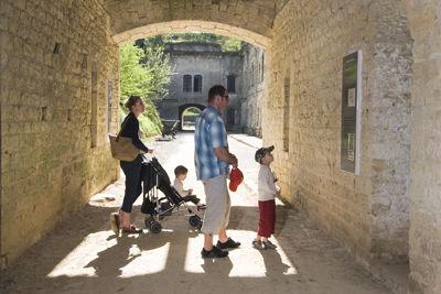 Chasse au trésor Le Secret des 5 Lettres Fort de Condé < Chivres-Val < Aisne < Picardie