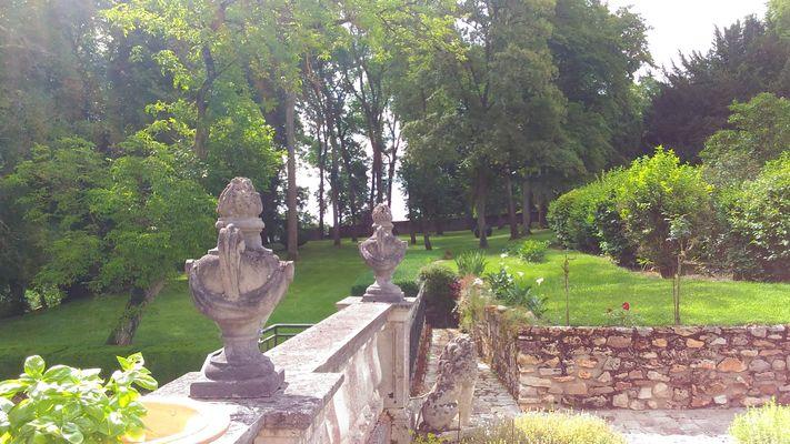 Château de Monbertoin - MDT (40)
