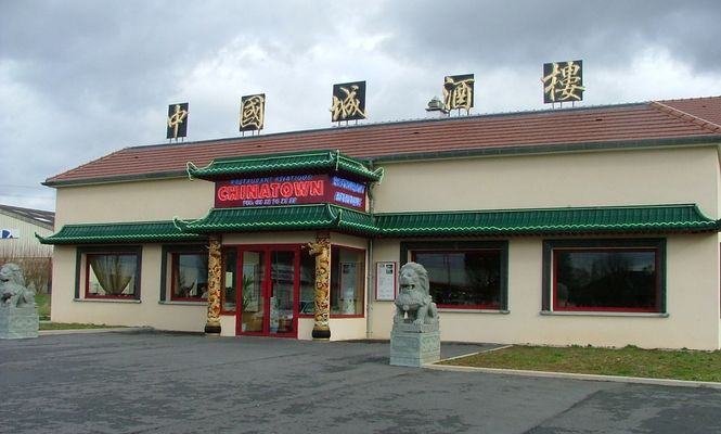 Chinatown restaurant chinois Villers-Cotterets © OT Villers-Cotterets