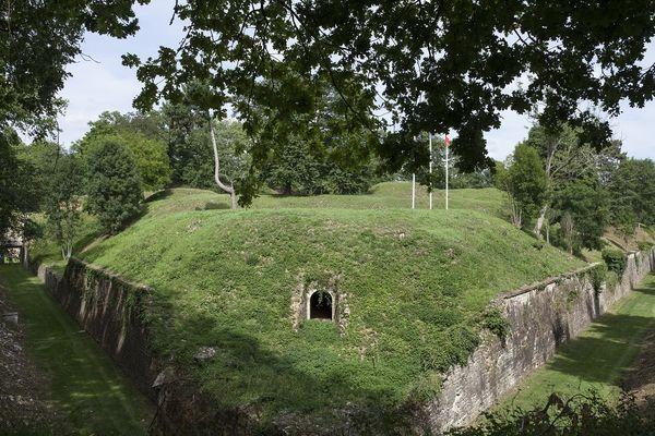 Fort de Condé à Chivres-Val 2017