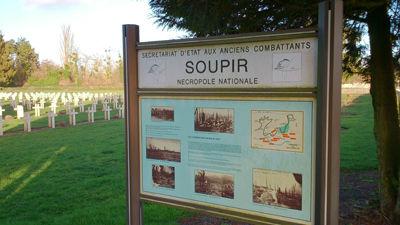 Cimetière français II < Soupir < Aisne < Picardie