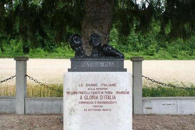 Cimetière italien I < Soupir < Aisne < Picardie