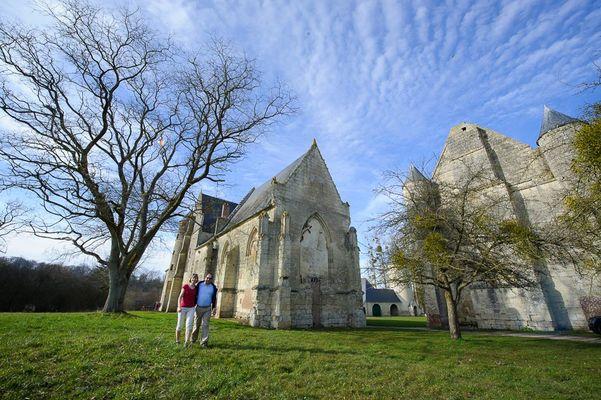 Circuit des Abbayes < Aisne