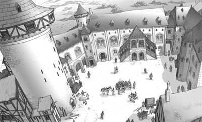 Circuit les visages du Pouvoir_tour Louis IV d'Outremer < Laon < Aisne < Picardie