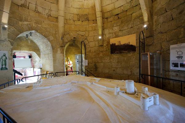 Tour Musée de Coucy le Château