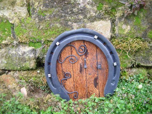 Porte féerique du Monde de Joy < Haution < Thiérache <Aisne < Picardie