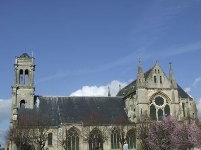 Abbaye Saint-Léger < Soissons < Aisne < Picardie