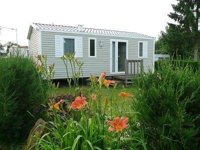 Domaine de la Nature mobile home < Presles et Boves < Aisne