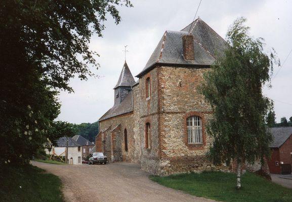 Eglise fortifiée < Ohis < Aisne < Picardie