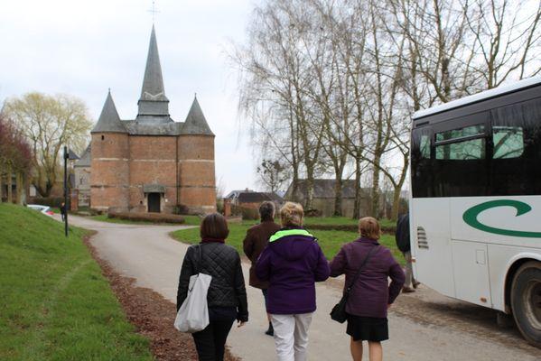 Eglise fortifiée Saint Théodulphe