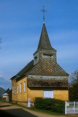 Eglise<Rouvroy-sur-serre<Aisne<Picardie