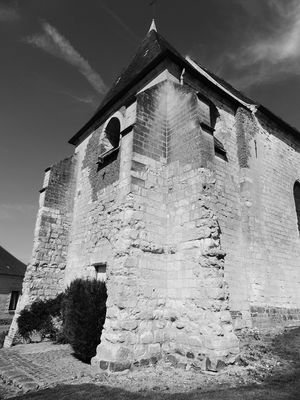 Eglise Saint-Brice, Pleine-Selve, bis