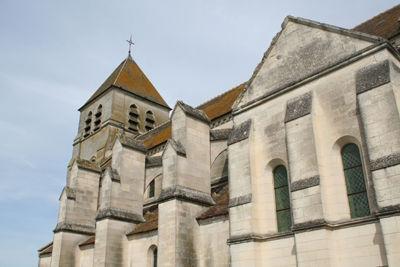 Eglise Saint-Martin I < Crandelain < Aisne < Picardie