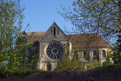 Eglise Saint-Pierre & Saint-Paul I < Mons-en-Laonnois < Aisne < Picardie
