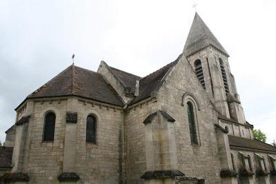 Eglise Saint-Rémi I < Paissy < Aisne < Picardie
