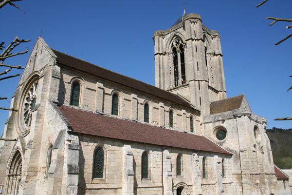 Eglise Saint-Jean-Baptiste 2015 II < Vorges < Aisne < Picardie