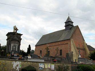Eglise de Crupilly < Aisne < picardie