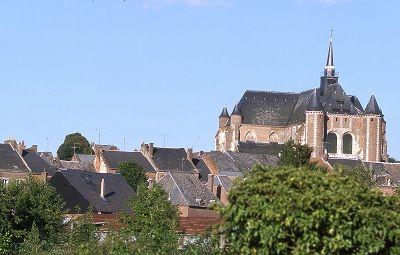 Eglise de Montcornet < Aisne < Picardie