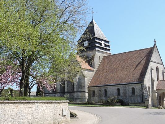 Eglise de Morsain