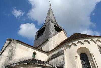 Eglise de la Sainte-Trinité I < Trucy < Aisne < Picardie