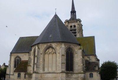 Eglise fère-en-tardenois