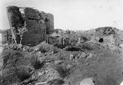Fort de la Malmaison < Chemin des Dames < Guerre 14-18 < WWI < Chavignon < Aisne < Picardie < France