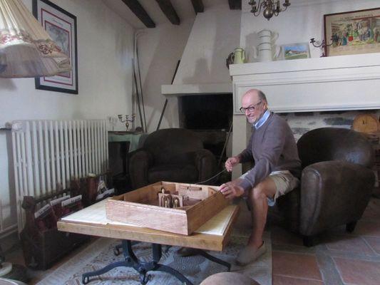 CHIERRY Ferme Jean de la Fontaine