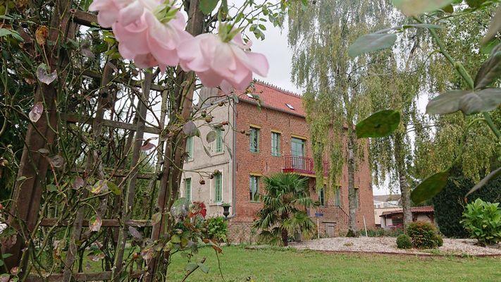 BOHAIN-EN-VERMANDOIS Maison du Parc de Papidan