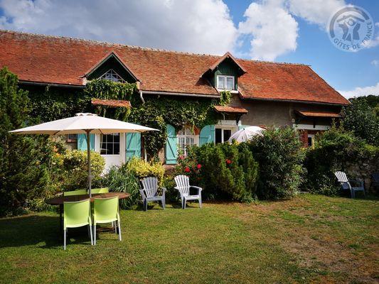 BRAYE-EN-LAONNOIS Gîte de Braye-en-Laonnois