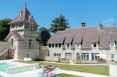Gîte Adelaïde ext < Craonelle < Aisne < Picardie