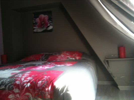 Gite Saint Remy Dumas chambre 2