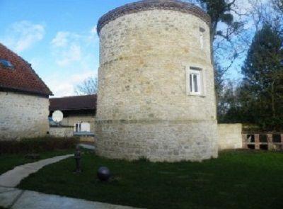 Gîte de Lorengrain ext < Bruyeres et Montberault < Aisne