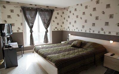 Hôtel Ile de France chambre < Château Thierry < Aisne < Picardie