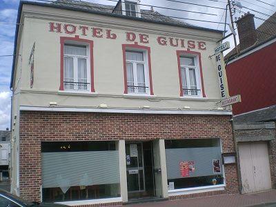 Hôtel de Guise ext < Guise < Aisne < Picardie