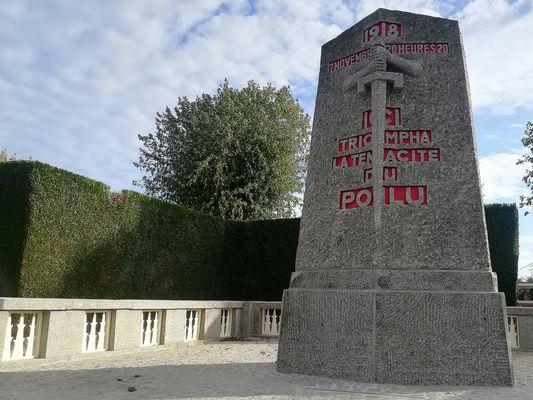 Pierre d'Haudroy < La Flamengrie < Thiérache < Aisne < Hauts-de-France