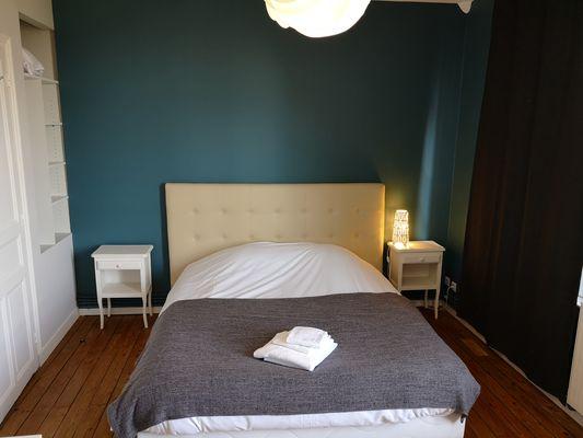 chambre 2 pers premier etage lit 160