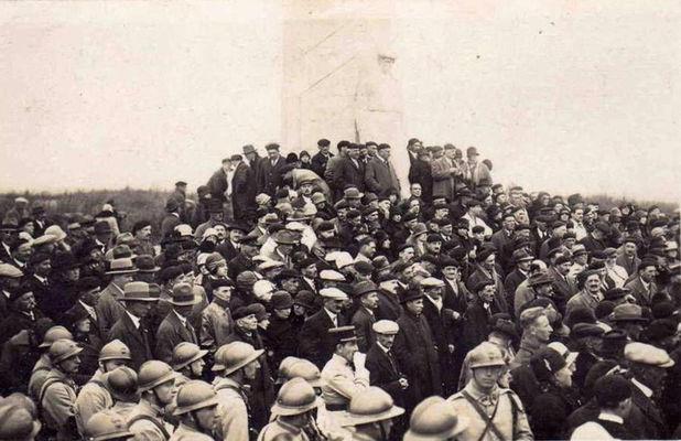 Monument des Basques 2015 IV < Craonnelle < Aisne < Picardie
