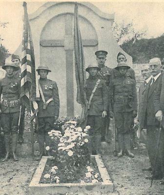 Jardin du souvenir < Guerre 14-18 < WWI < Sancy-les-Cheminots < Aisne < Picardie < France