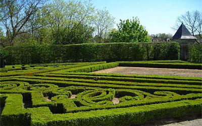 Jardin de la Muette < Largny-sur-Automne < Aisne < Picardie