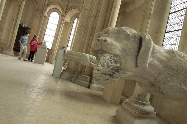 Cathédrale Notre-Dame VII < Laon < Aisne < Picardie