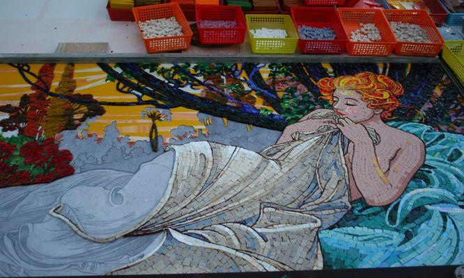 L'art de la mosaïque © Feltrin (2)
