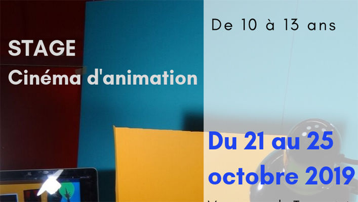Stage ciné d'animation < Laon < Aisne < Picardie